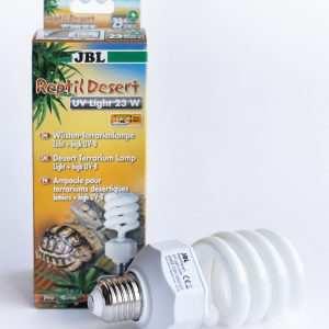 JBL ReptilDesert UV 23W (JBL ReptilDesert UV 480) [УФ лампа для сухопутных и водоплавающих черепах]
